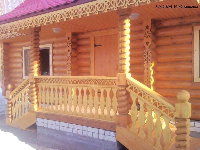 Балясины деревянные в Арзамасе – цены, фото, отзывы