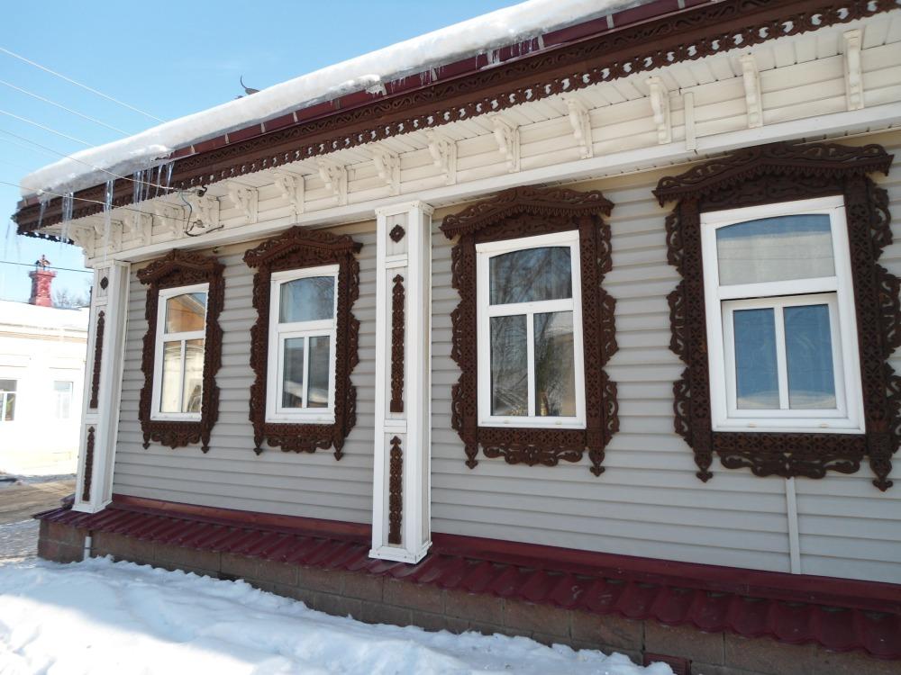 Резные фасады домов своими руками 39