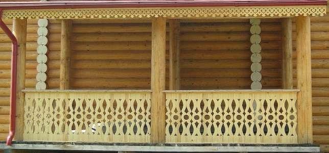Лестница на веранду из дерева или металла, пошаговое
