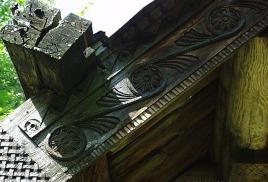 Сакральные знаки домовой резьбы